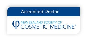 Accredited Doctor - NZ Society of Cosmetic Medicine